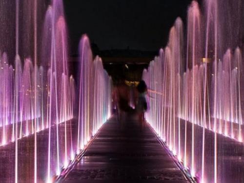 Мариупольские фонтаны готовы к запуску
