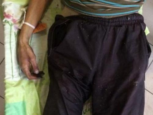 В Мариуполе нашли труп неизвестного
