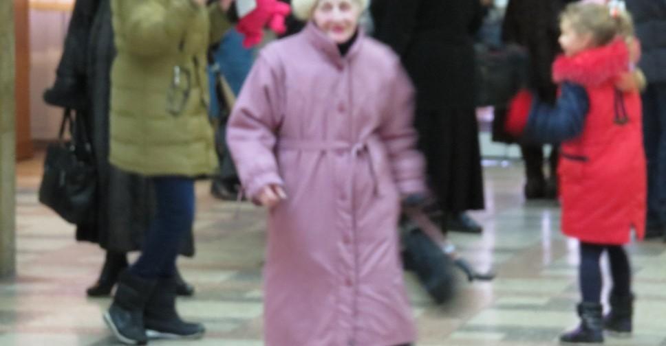 Бабушки в видео