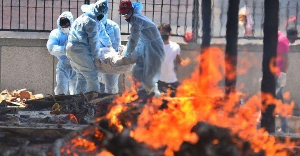 Тела умерших сжигают на улицах: в Индии «коронавирусная» катастрофа.  Новости Мариуполя и Донбасса   MRPL.CITY